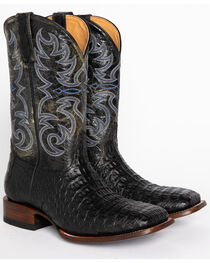 Cody James® Men's Caiman Embroidered Exotic Boots , , hi-res