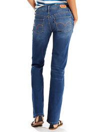 Levi's Women's 518 Low Rise Straight Leg Jeans, , hi-res