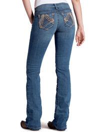 Ariat Women's Ruby Copper A Lonestar Bootcut Jeans, , hi-res