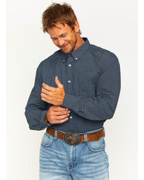 Cody James Men's Mountain Sky Long Sleeve Button Down Shirt, , hi-res