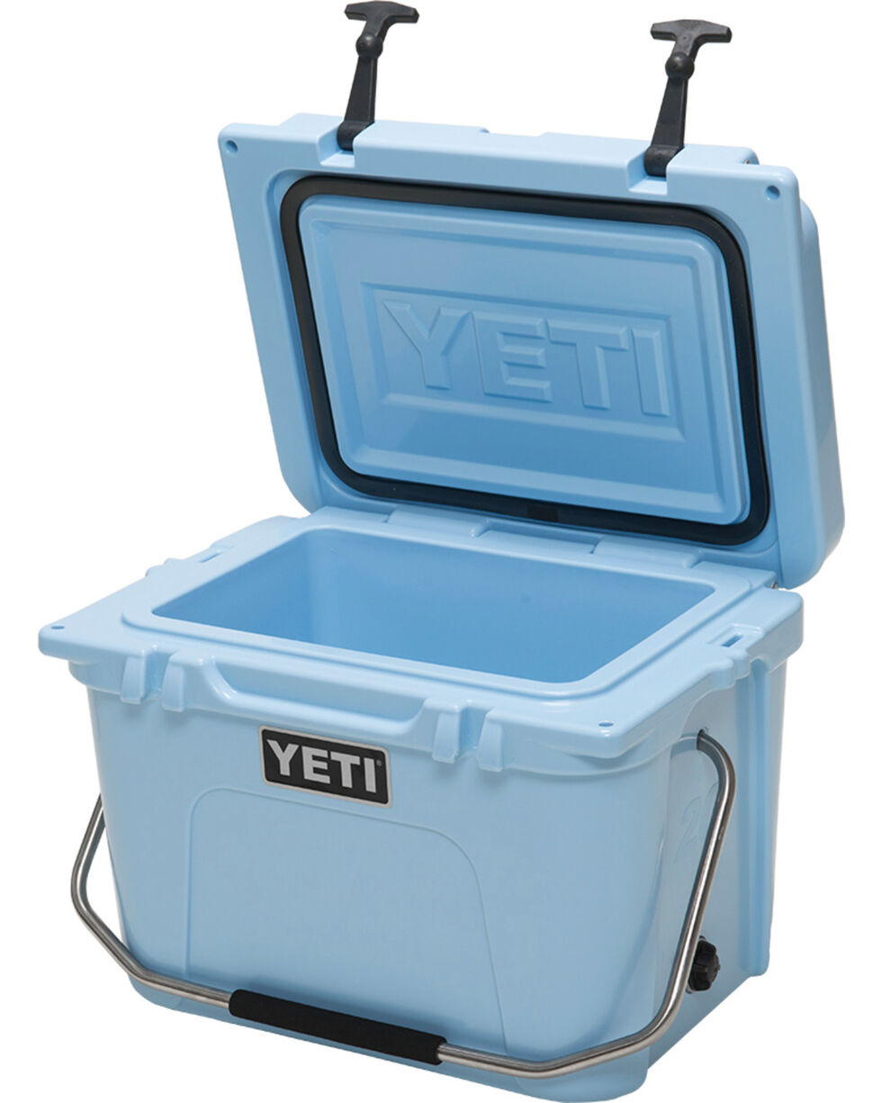 Yeti Roadie 20 Cooler, Blue, hi-res