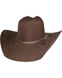 Bullhide Gitty Up Faux Felt Western Hat , , hi-res