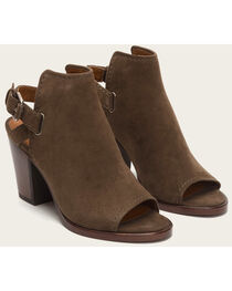 Frye Women's Dani Shield Sling Shoes - Round Toe , , hi-res