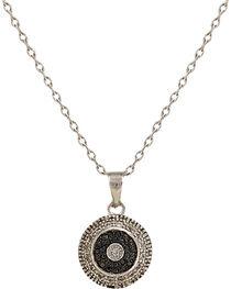 Montana Silversmiths Evening Bull's Eye Necklace, , hi-res