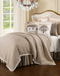 HiEnd Accents Cream Charlotte Bedding Collection - Queen, , hi-res
