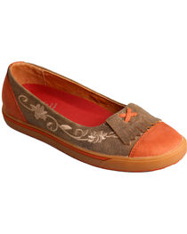 Twisted X Women's Casual Slip-On Shoes, , hi-res