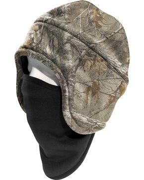 Carhartt Men's Camo Hat 2-in-1 Headwear, Camouflage, hi-res