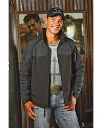 STS Ranchwear Men's Carson Convertible Vest/Jacket - 4XL, , hi-res