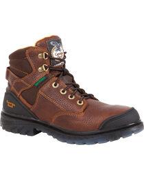 Georgia Men's Zero Drag Steel Toe Boots, , hi-res
