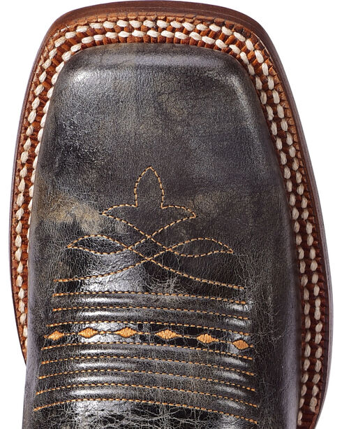 Ariat Women's Vaquera Western Boots, Black, hi-res