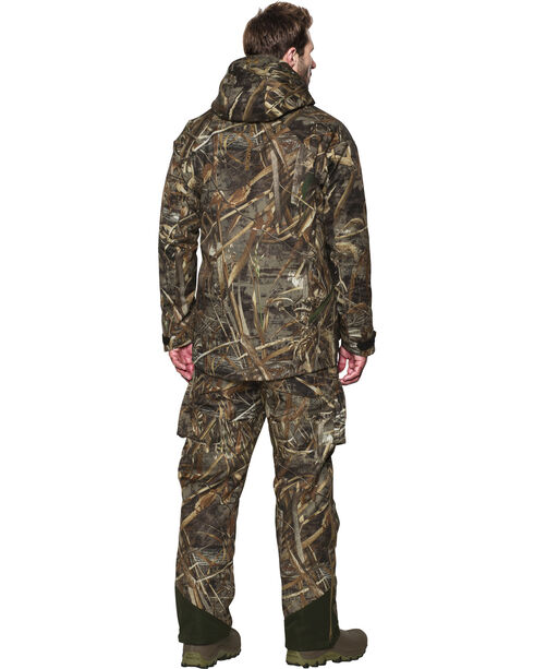 Under Armour Men's Camo Storm Skysweeper Insulated Parka , Camouflage, hi-res
