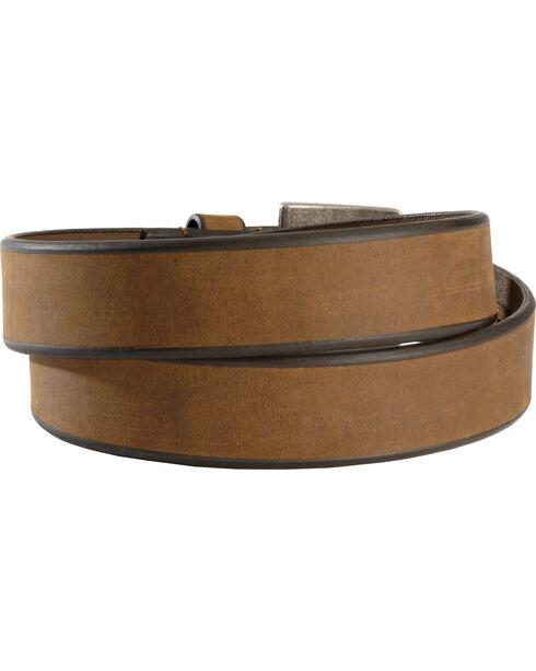 HDX Angle Edge Belt, Med Brown, hi-res