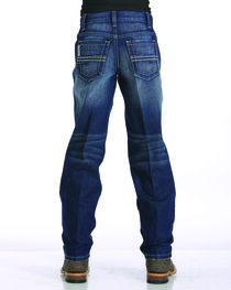Cinch Boys' Sawyer Straight Leg Jeans, , hi-res