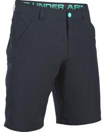Under Armour Men's Black Surf & Turf Amphibious Board Shorts, , hi-res