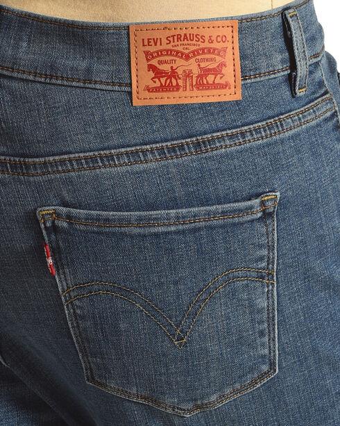 Levi's Women's Indigo Classic Boot Cut Jeans - Boot Cut , Indigo, hi-res