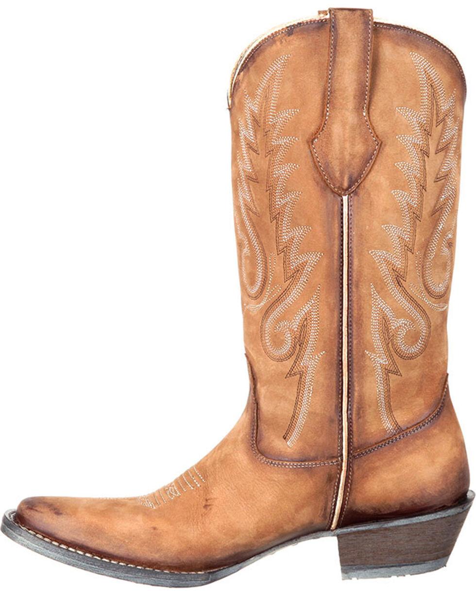 Durango Women's Dream Catcher Western Boots, Sand, hi-res