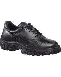 Rocky Women's TMC Postal Approved Oxford Duty Shoes, , hi-res