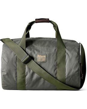 Filson Barrel Pack Duffle Bag, Dark Green, hi-res