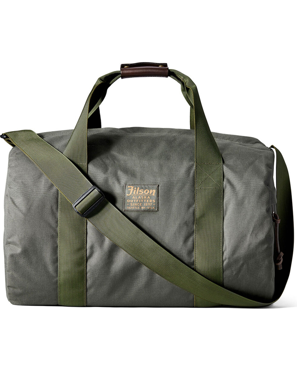 Filson Ballistic Nylon Barrel Pack , , hi-res
