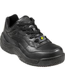 Nautilus Men's Slip-Resistant Composite Toe Safety Athletic Shoes, , hi-res