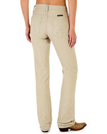 Wrangler Women's Q-Baby Khaki Boot Cut Jeans, , hi-res
