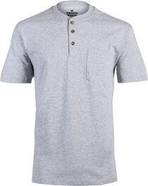 American Worker Men's Solid Short Sleeve T-Shirt - Big & Tall, , hi-res