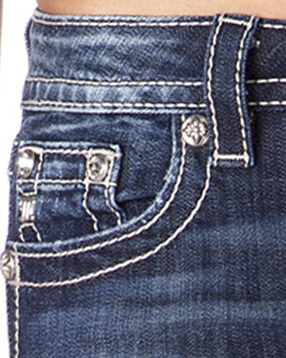 Miss Me Women's Colorful Aztec Patterned Jeans - Boot Cut, , hi-res