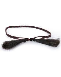 Cody James Horse Hair Braided Hat Band, , hi-res
