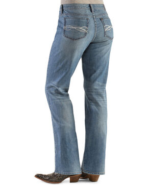 Wrangler Women's Aura Jeans, Denim, hi-res
