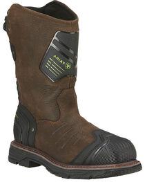 Ariat Men's Catalyst VX Waterproof Composite Toe Work Boots, , hi-res