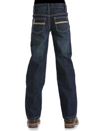 Cinch Boys' Slim Fit White Label Jeans - Boot Cut, , hi-res