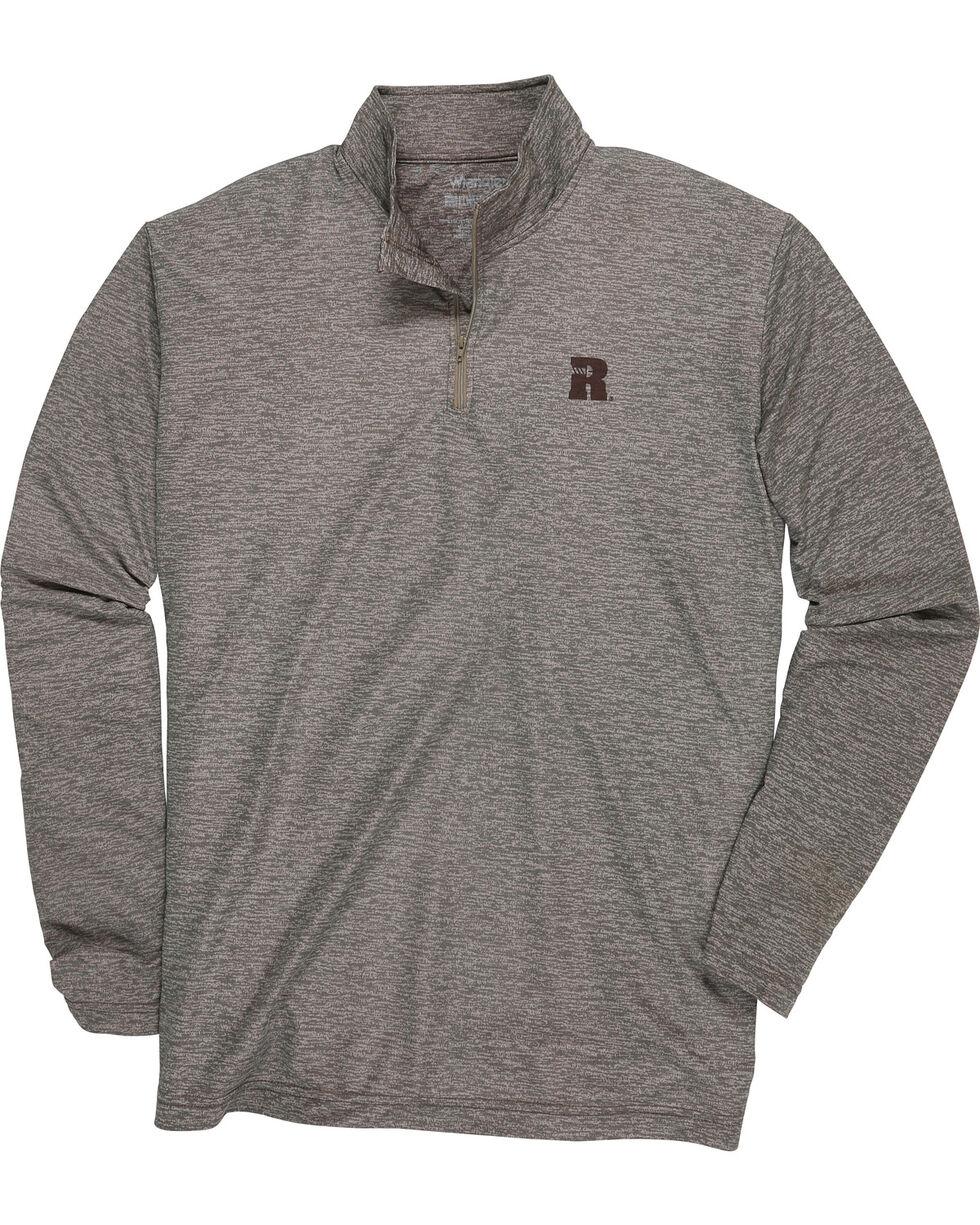 Wrangler Men's Riggs Workwear - Zip Pullover, Tan, hi-res