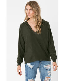 Z Supply Women's Rosin The Loft Hoodie , , hi-res