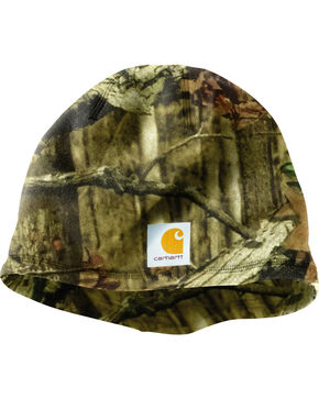 Carhartt Workwear Force Lewisville Camo Beanie, Camouflage, hi-res