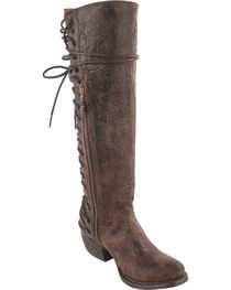 Junk Gypsy by Lane Women's Idlewild Tall Boots - Round Toe , , hi-res