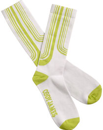 Cody James® Men's Neon Coolmax® Performance Socks, , hi-res