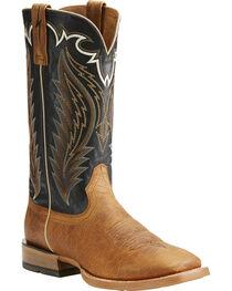 Ariat Men's Top Hand Square Toe Western Boots, , hi-res