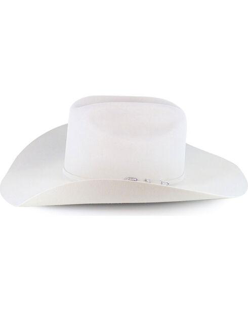 Resistol Men's 20X Tarrant Felt Hat, Silver Belly, hi-res