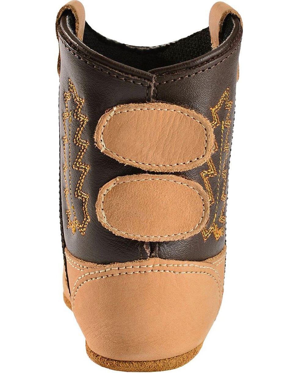 Old West Infant Boys' Tan Poppets, Brown, hi-res