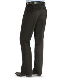 Circle S Men's Black Tuxedo Slacks, , hi-res