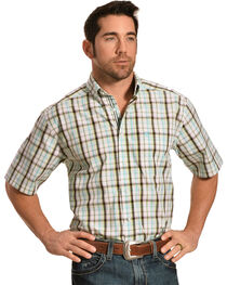 Ariat Men's Fabio Short Sleeve Western Shirt, , hi-res