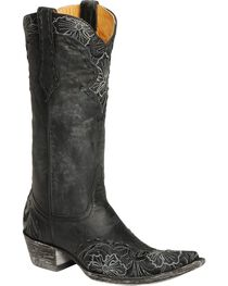 Old Gringo Women's Erin Floral Western Boots, , hi-res