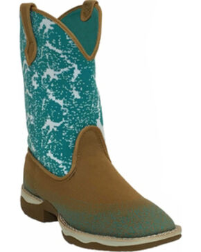 Laredo Women's Daydreamer Performair Western Boots, Tan, hi-res