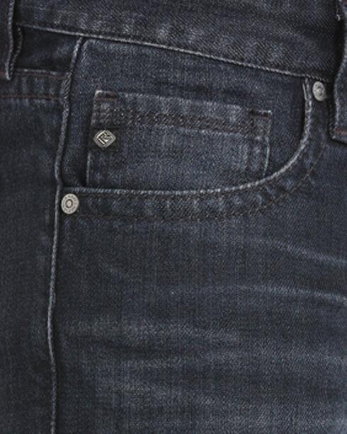 Rock & Roll Cowboy Men's Indigo Revolver Jeans - Straight Leg , Indigo, hi-res