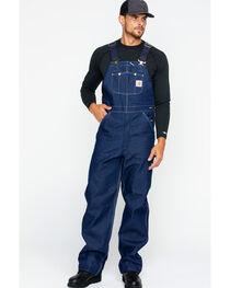 Carhartt Men's Denim Bib Overalls, , hi-res