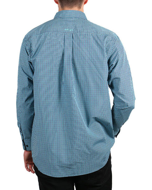 Ariat Men's Plaid Long Sleeve Performance Shirt, Multi, hi-res