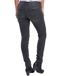 Silver Women's Kenni Color Wash Girlfriend Jeans, , hi-res