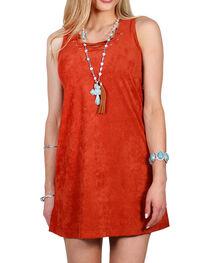 Jody of California Women's Lace-Up Dress, , hi-res