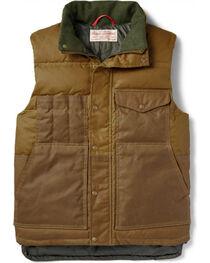 Filson Men's Down Cruiser Vest, , hi-res