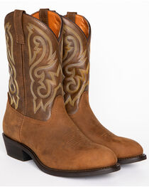 Cody James® Men's Embroidered Western Boots, , hi-res